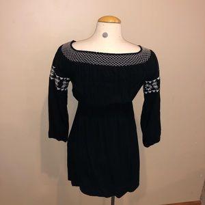 Dresses - On or off the shoulder dress